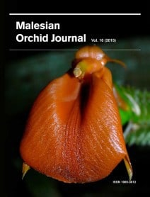 Malesian Orchid Journal Vol. 16