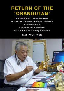 Book Cover of Atun Wee's Memoir