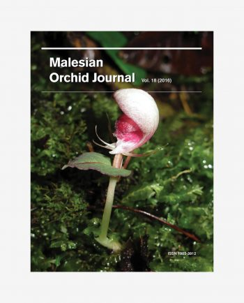 Malesian Orchid Journal 18