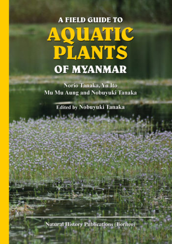 Book cover of Aquatic Plants of Myanmar